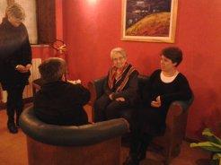 L'ISREC di Macerata registra la testimonianza di Helga Feldner