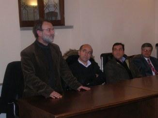 Giuseppe Ferranti interviene al Consiglio Comunale di Urbisaglia