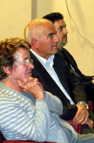 Annita Pantanetti, Sandro Pantanetti, Paolo Giubileo