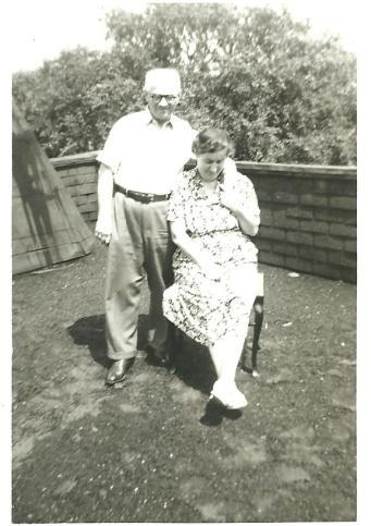 Bertha e Hermann Wartski
