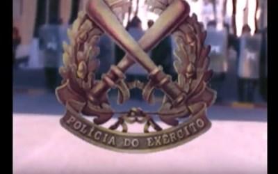 Polícia do Exército – Controlo de Tumultos