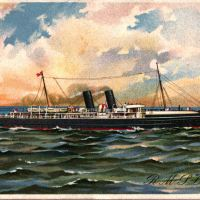 RMS Leinster 1918