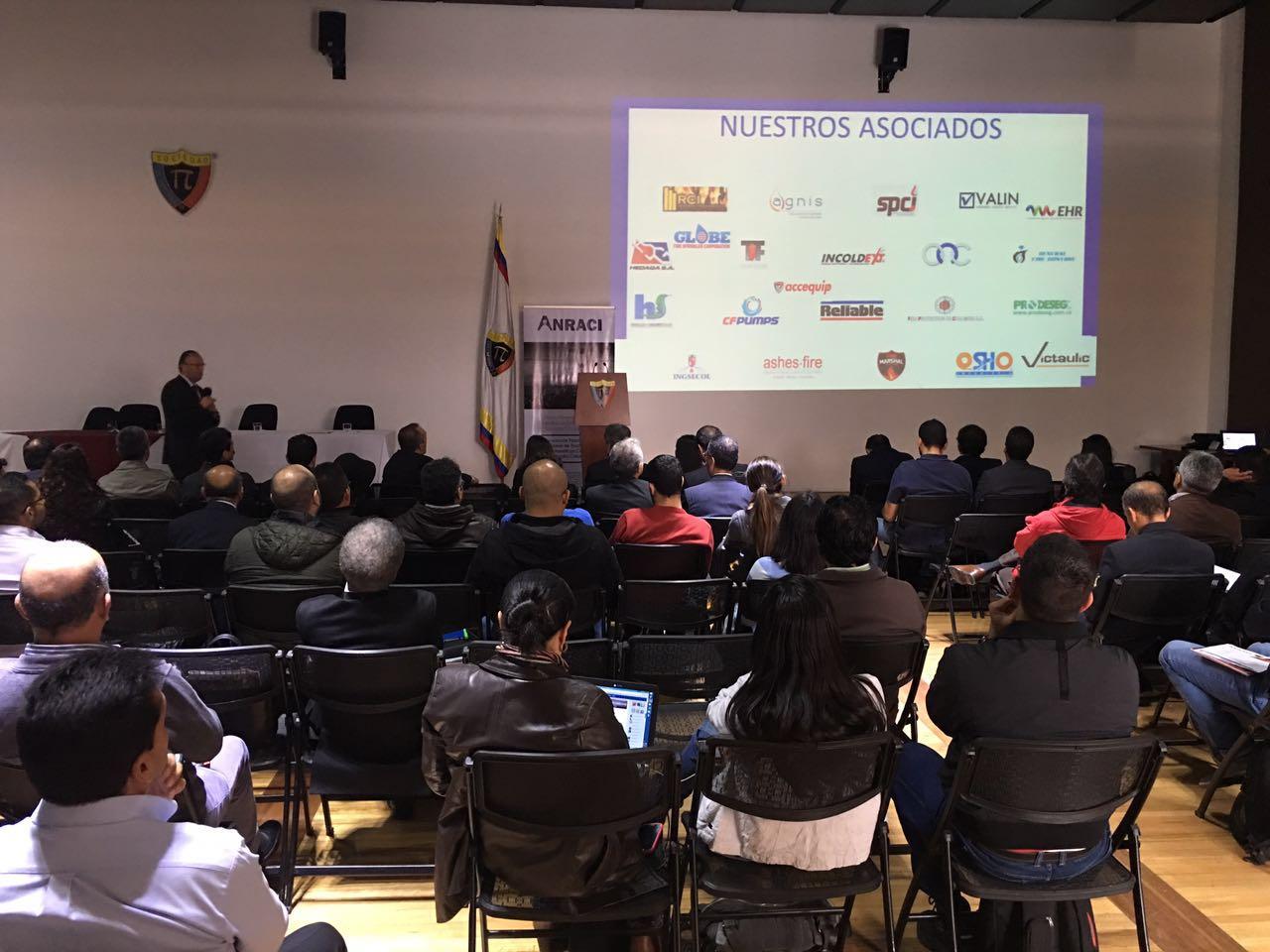 Conclusiones Seminario Internacional: Presente y Futuro de la Protección Contra Incendios