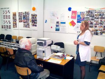 Consultatii oftalmologice gratuite