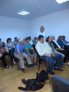 Alegeri la ANR Arad