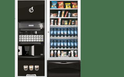 Máquinas vending o máquinas expendedoras