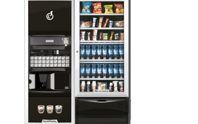 Maquinas Vending de bebidas frías