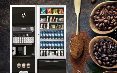 ¿Ya conoces las nuevas máquinas de café con monedero?