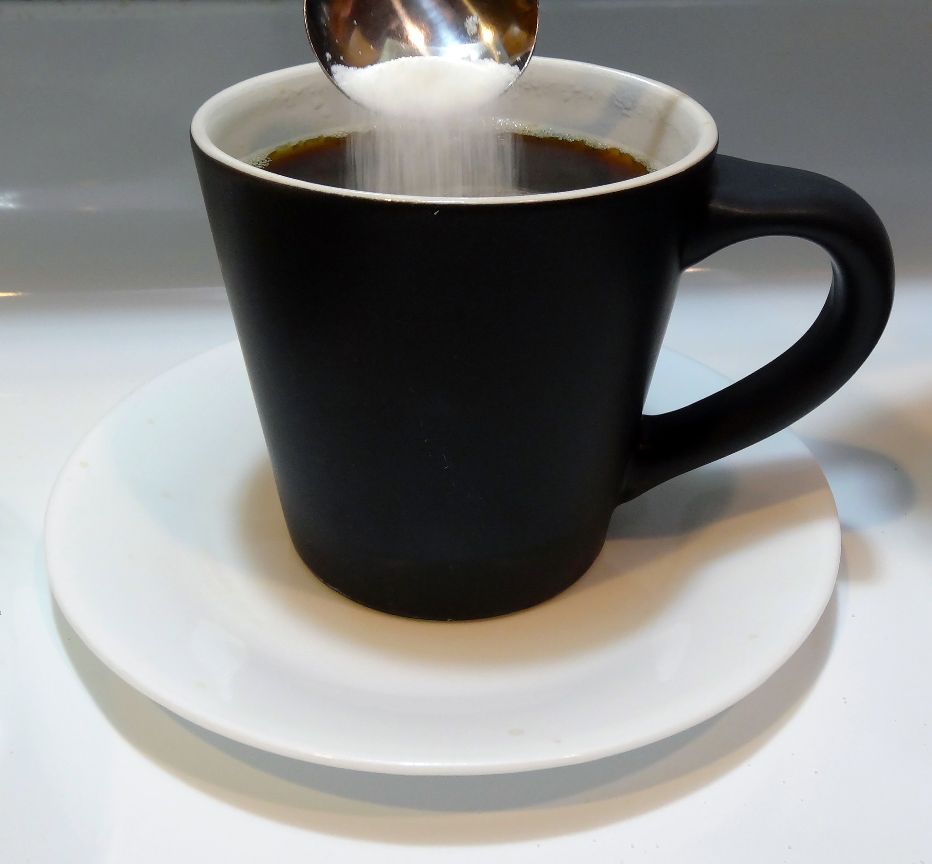 endulzar tu café