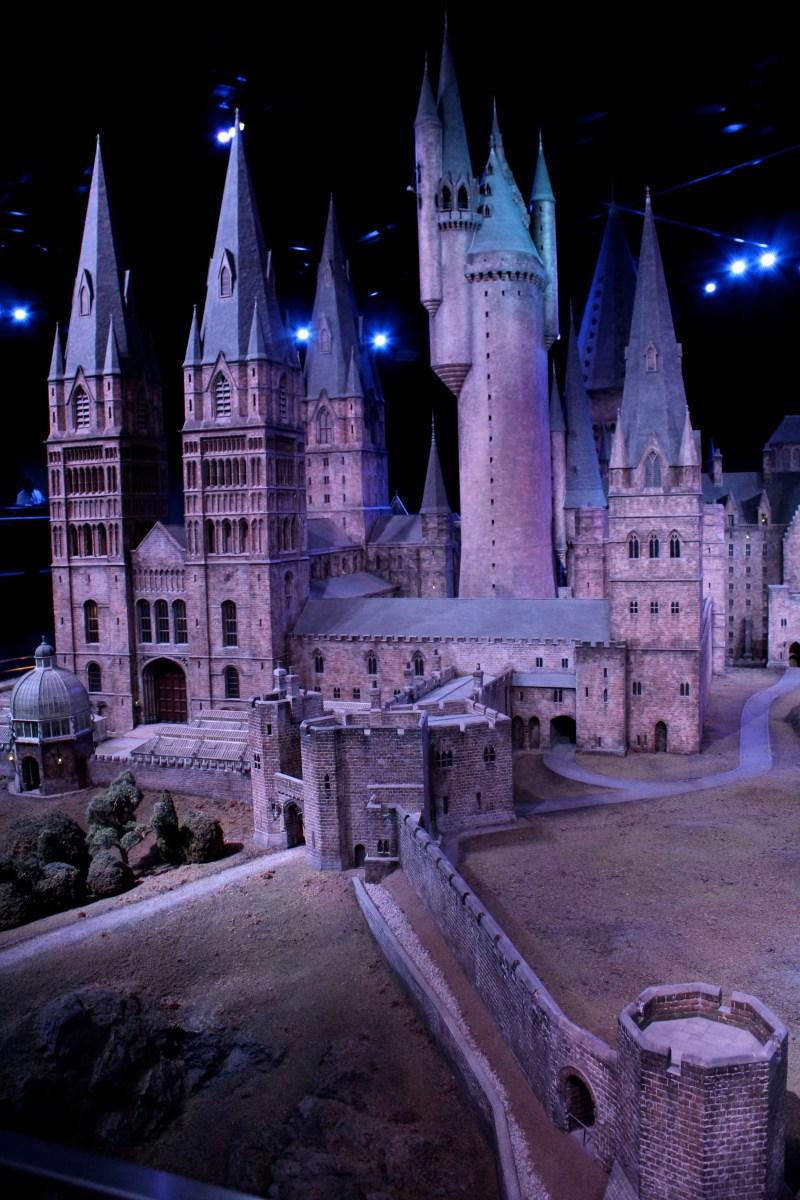 Entrance Hogwarts Castle Anrnabroad