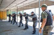 Día de capacitaciones: Mirá cómo entrena nuestro personal policial