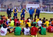 Habrá prueba de jugadores para Boca Juniors en Roca