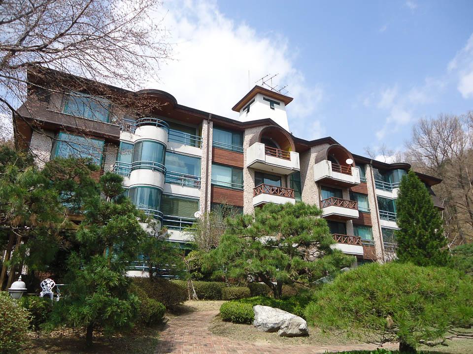 1997 Samjung Green Village 3スタイルラップ総合建築士事務所:建築士アンウンジュン