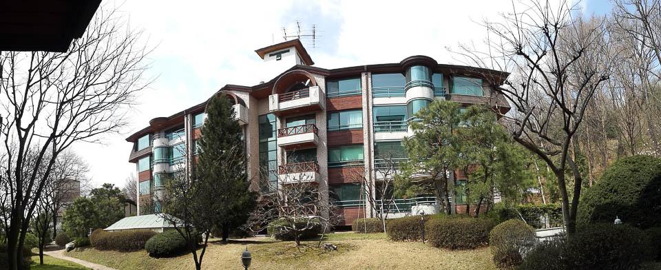 1997 Samjung Green Village 4スタイルラップ総合建築士事務所:建築士アンウンジュン