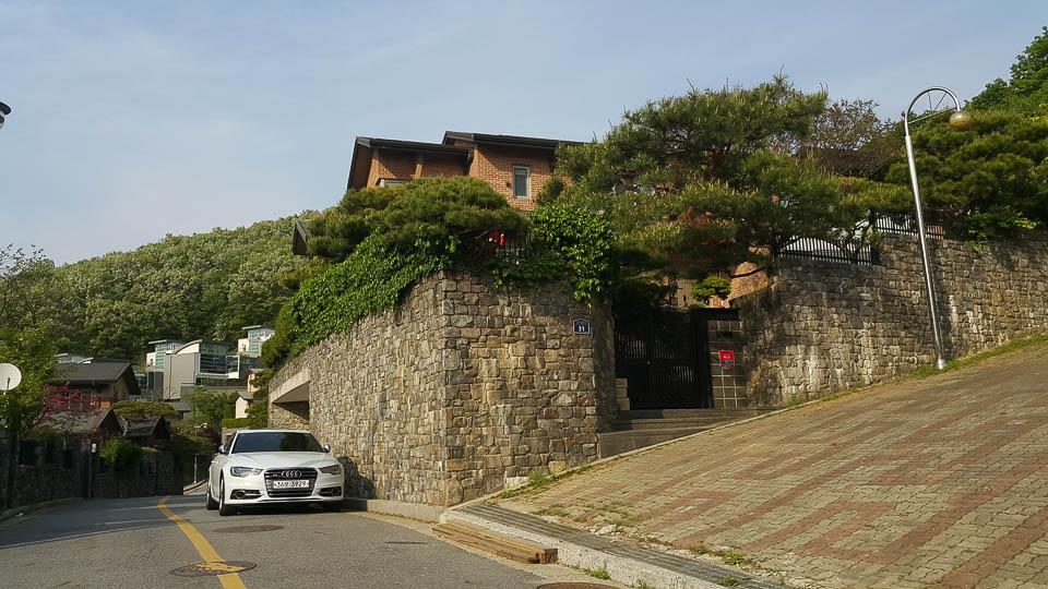 1999 Samjung Goomi Town House 1 Style Lab Architects Office: Architect Ahn Eung-jun