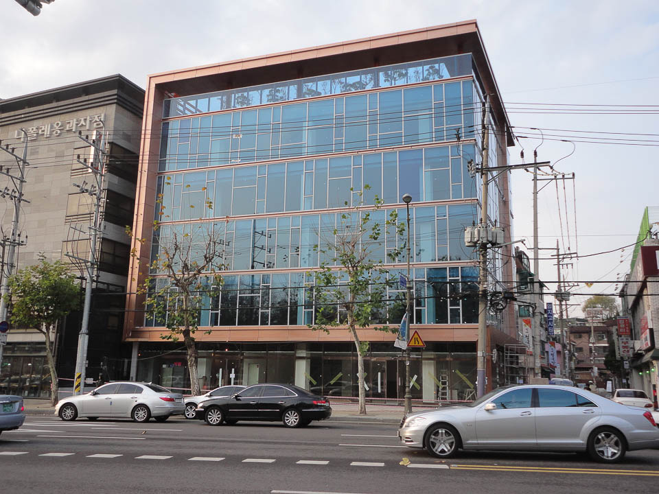2011 Food Company Headquater 2 Style Lab General Architect Office: Architect Ahn Eung-jun