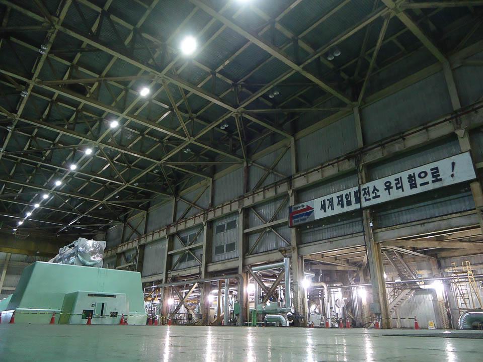 2012 Boryeong Thermal Power Plant Unit 1 2 3 Style Lab Kantor Arsitek Umum: Arsitek Ahn Eung-jun