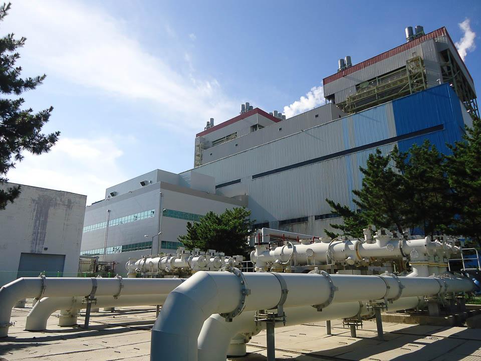 2012 Boryeong Thermal Power Plant Unit 1 2 6 Style Lab Kantor Arsitek Umum: Arsitek Ahn Eung-jun