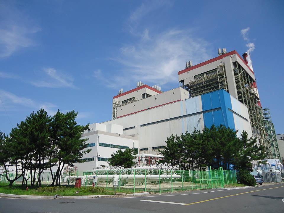 2012 Boryeong Thermal Power Plant Unit 1 2 7 Style Lab Kantor Arsitek Umum: Arsitek Ahn Eung-jun