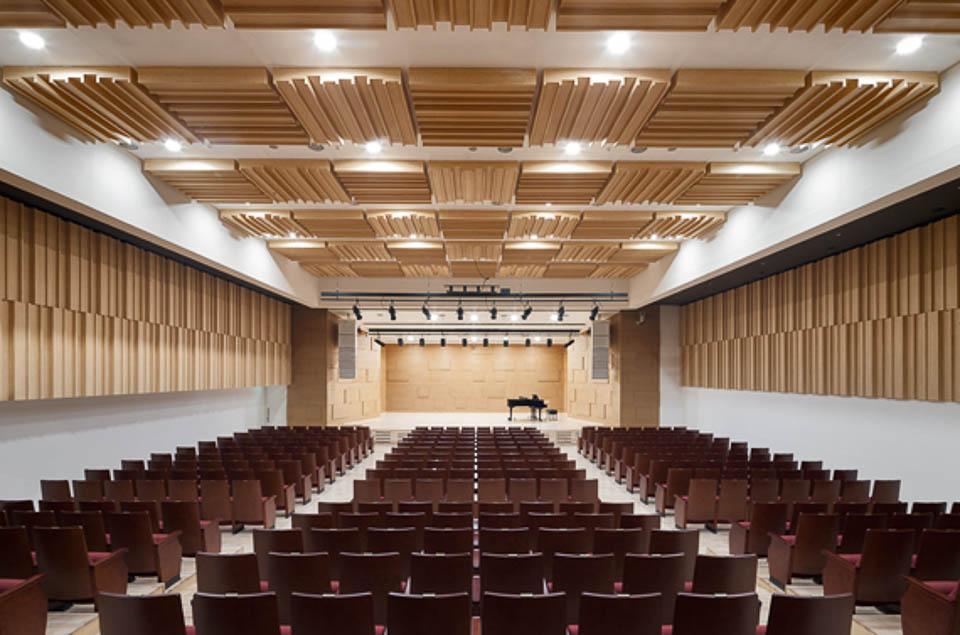 2012 Chongshin University 5 Style Lab Architects Office: Architect Ahn Eung-jun