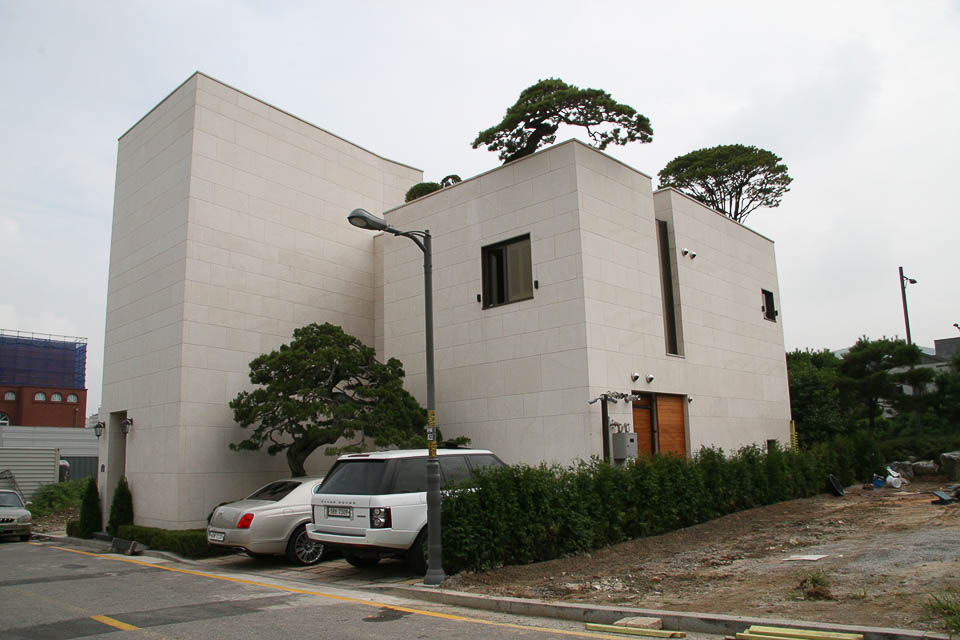 2013 Pangyo a House 4 Style Lab Architects Office: Architect Ahn Eung-jun