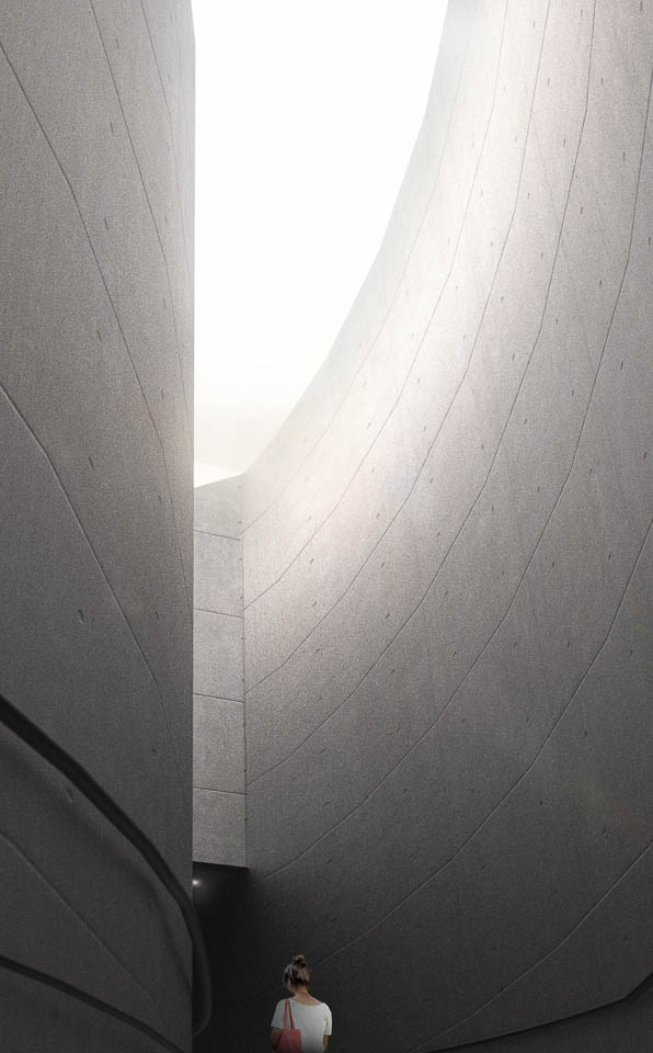 2014 Pastor Son Yangwon Memorial Hall 4 Style Lab Kantor Arsitek Umum: Arsitek Ahn Eung-jun