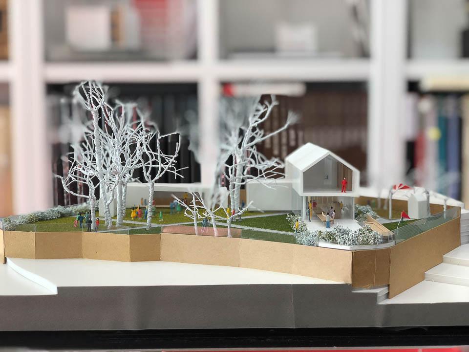 2015 Yangsan Swiss 1 스타일 랩 종합건축사사무소 : 건축사 안응준