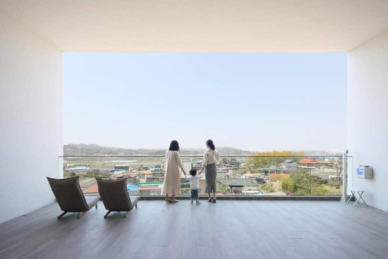 cafe eclogue013 Văn phòng kiến trúc sư Style Lab: Kiến trúc sư Ahn Eung-jun