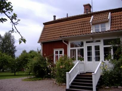 La casa natale di Astrid Lindgren