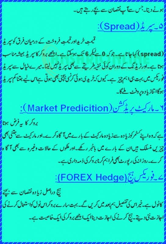 Forex trading in urdu full real estate investment pune