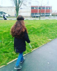 Sensibilisation à l'handicap avec Handikom