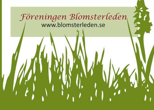 Föreningen Blomsterleden.