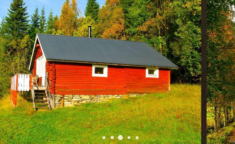 Bo i Norrviken, Häggsjövik. Foto © Bertil Eriksson.