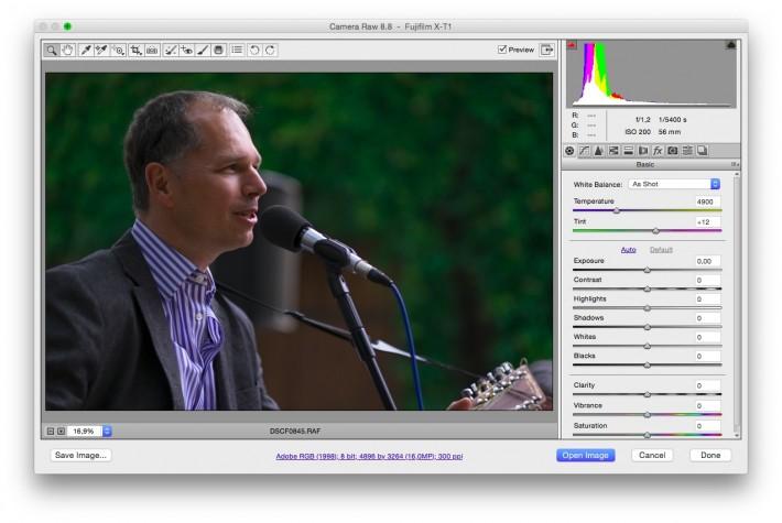 Adobe Camera RAW 01