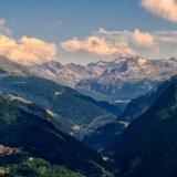 Mit dem Motorrad durch das Aostatal