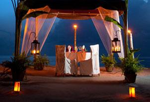 Tropical World Cuisine Anse Chastanet Resort St Lucia