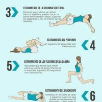 Estiramientos para aliviar el dolor de espalda