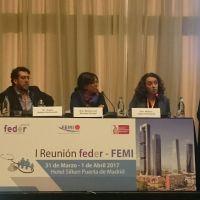 ANSEDH en la I Reunión Científico-Familiar FEDER-FEMI