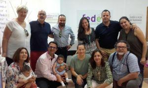 La presidenta de ANSEDH asiste a la Asamblea FEDER Murcia