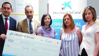 Enlace permanente a:La Caixa aporta 6.000 euros para la investigación del síndrome de Ehlers-Danlos