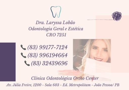 Dra. Laryssa Lobão