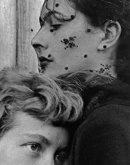 El oráculo, 1949 - John Gutmann