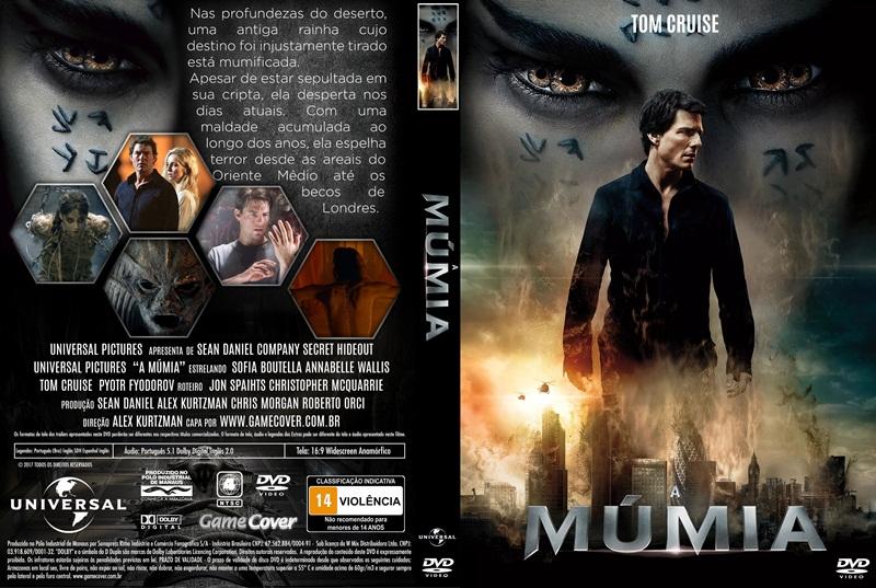 Tom Cover Mummy Dvd Cruise