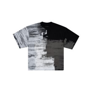 a cold wall brush t shirt black front