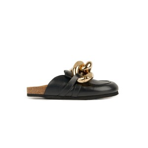 JW Anderson Chain Loafers Mules