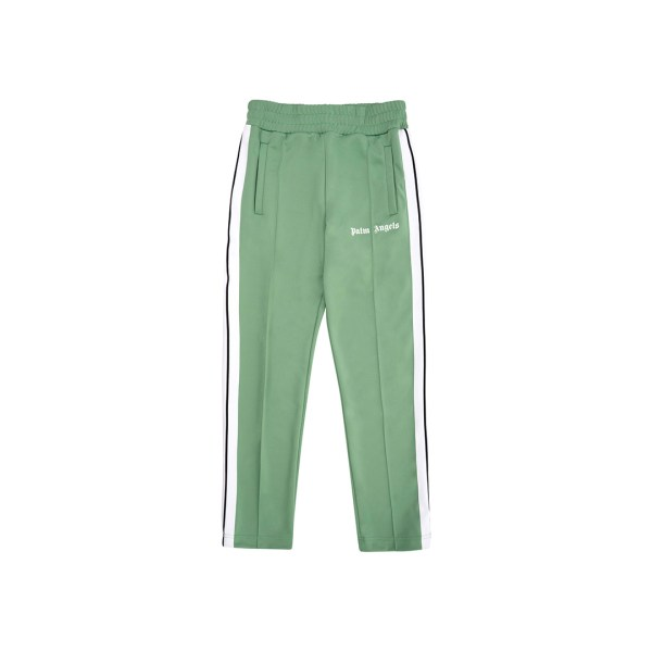 Palm Angels track pants green front