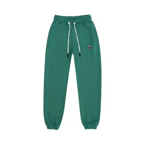palm angels joggers green front