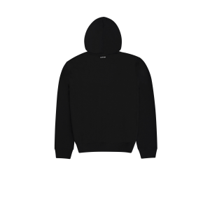 Lanvin Hoodie Embroidered With Lace Curb