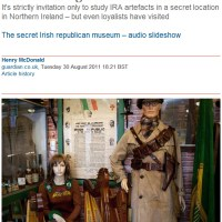 The History House - Armagh's Irish Republican Museum