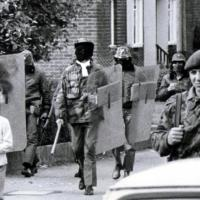 "Margaret Thatcher And The ""Valiant"" UVF"